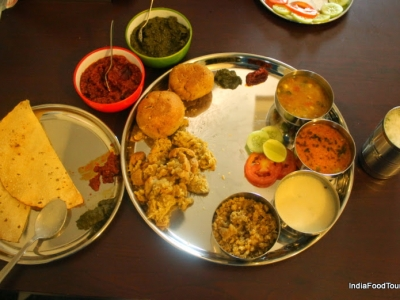 Udaipur food walk